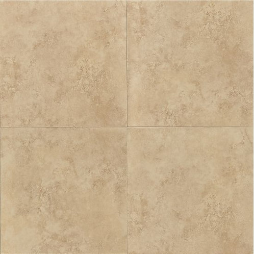 """Beige - 24""""x 24"""" -  Roma Collection"""