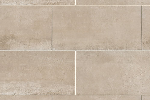 """Beige 12"""" x 24"""" - Clive Collection"""