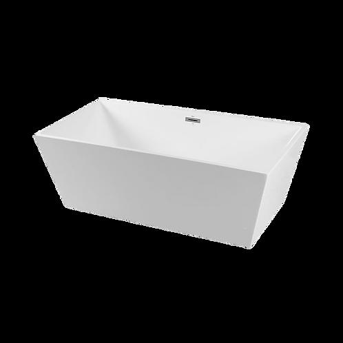 Freestanding Rectangular Tub