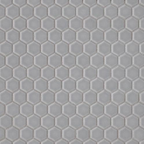 "Grey 1"" x 1"" - Minimal Collection"