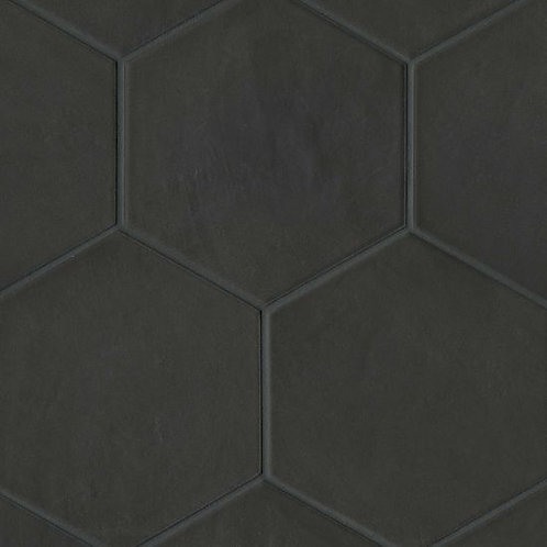 "Solid Black 8.5""x 10"" - Allora Collection"
