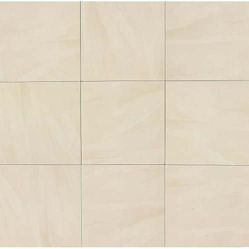 "Beige 12"" x 12"" - Serenity Collection"