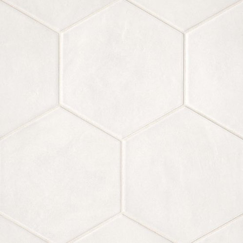 """Solid White 8.5""""x 10"""" - Allora Collection"""