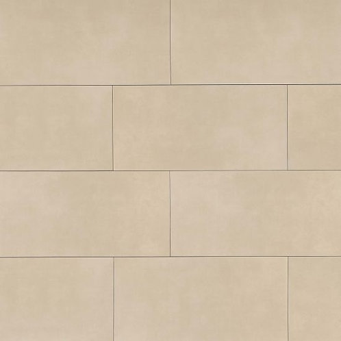 """Country Beige 12"""" x 24"""" - Metro Plus Collection"""