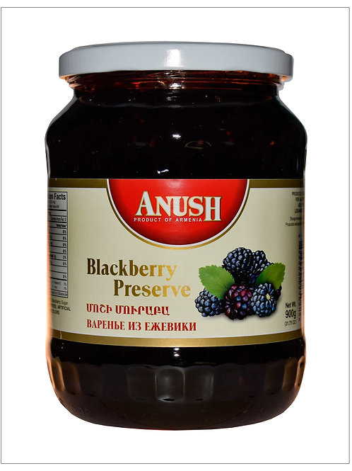 Blackberry Preserve 900g