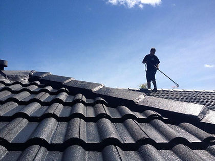 roof restorations werribee