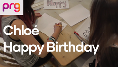 Chloé - Happy Birthday