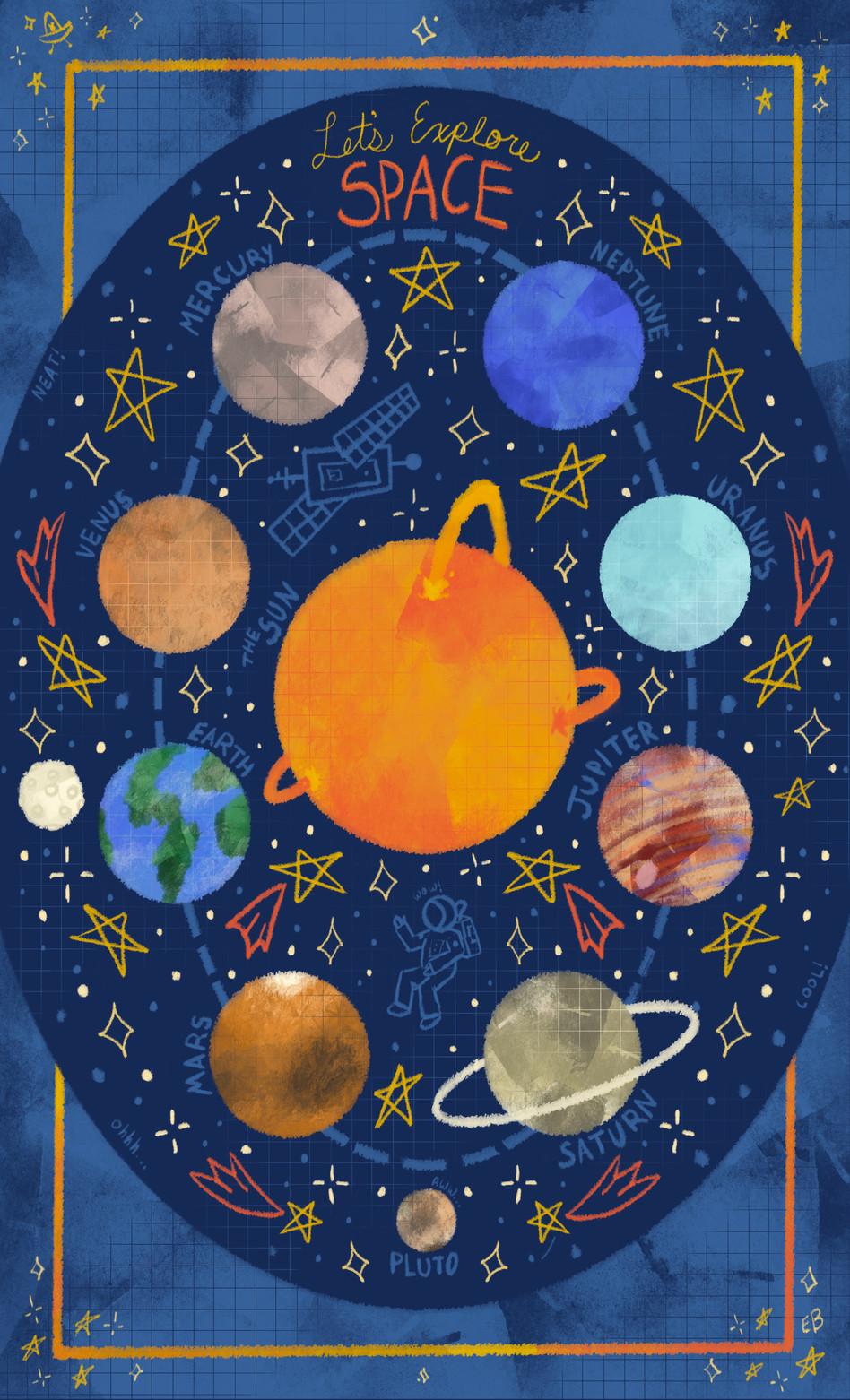 Let's Explore Space!
