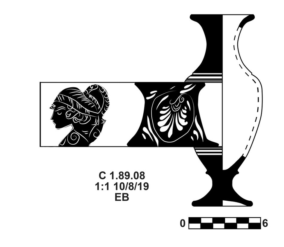 Archeological Illustration: C_1.89.08