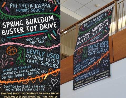 PTK Boredom Buster Tory Drive Banner