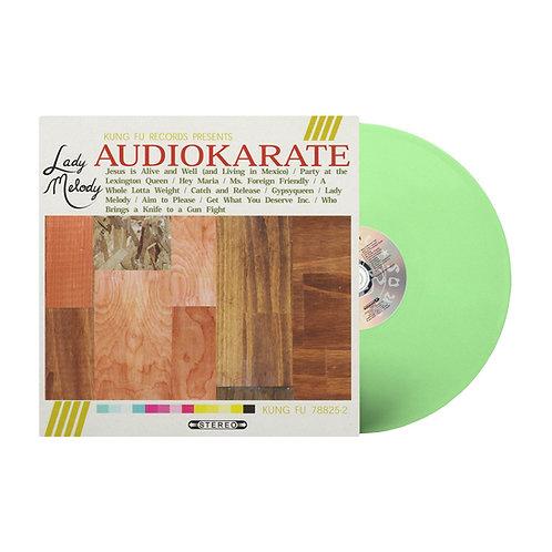 AK Lady Melody Vinyl - Green