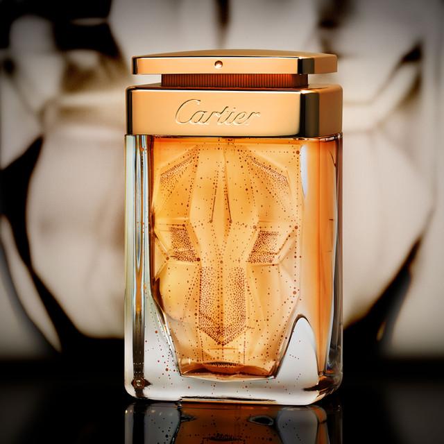 Parfum La Panthère - Cartier