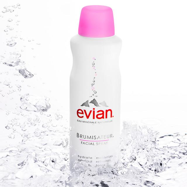 Eau d'Evian- Spray