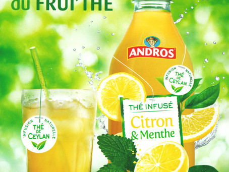 Andros - Thé infusé