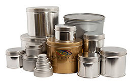 Slip Cove Ink Cans