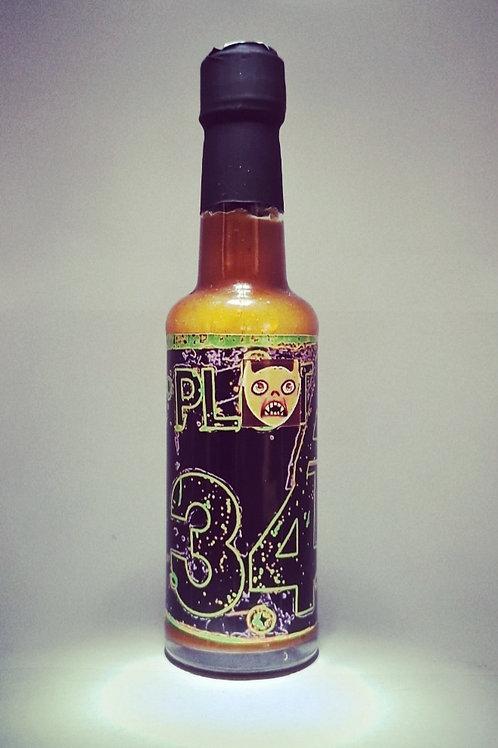 Red Devil Spicey Sauce (Heat 3/10)