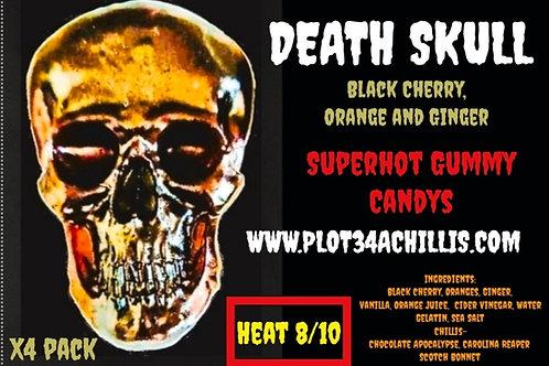 Death Skull Gummy