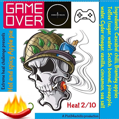 Game Over (Heat 2/10)