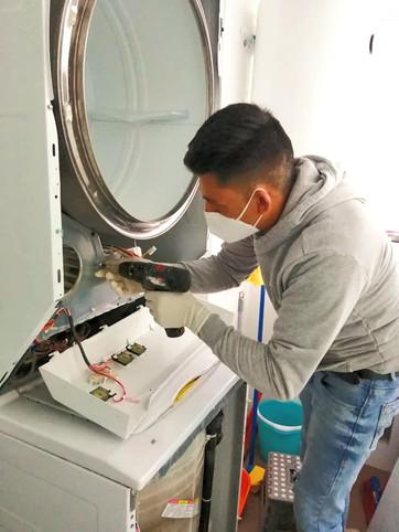 Reparación lavadora centro de lavado Mabe