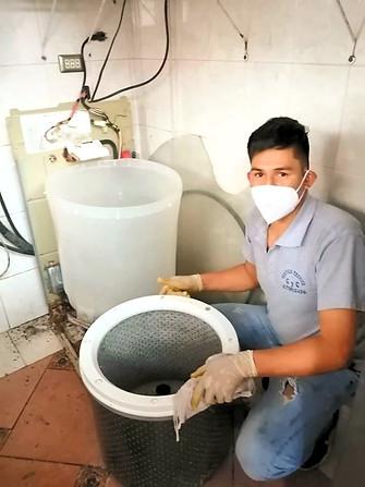 Reparación lavadoras Lg