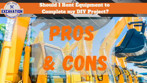 Should I Rent Equipment to Complete my DIY Project?