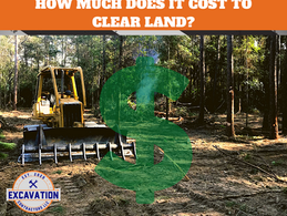 How Much Does it Cost to Clear Land?