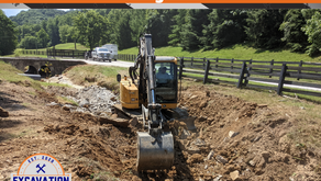 How To Fix and Maintain a Drainage Ditch
