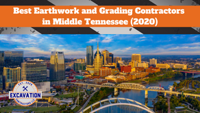 Best Earthwork and Grading Contractors in Middle Tennessee (2020)