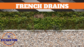 French Drains: Cost Effective Drainage