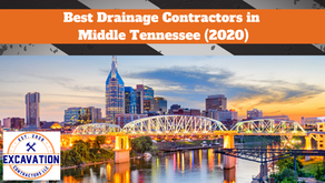 Best Drainage Contractors in Middle Tennessee (2020)