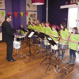 Percussie in Den Hout