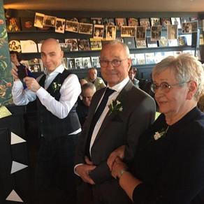 Ben en Jacqueline Sommen 50 jaar getrouwd