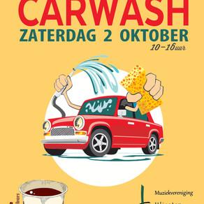 Autowasdag op zaterdag 2 oktober 2021