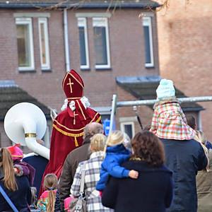 Sinterklaasintocht 2014