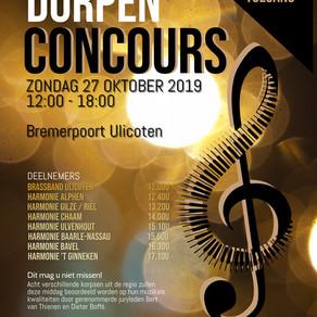Dorpenconcours 2019