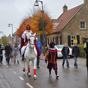 Sinterklaasintocht 2013