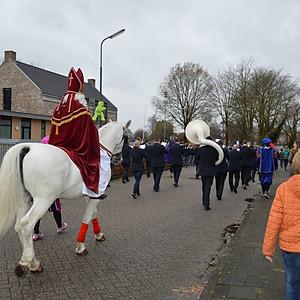Sinterklaasintocht 2015