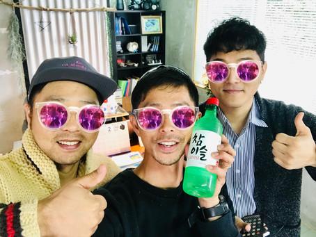 韓国〜体験ダイブ