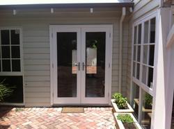 1 Light Dbl Door 2060 x 810 existing fra