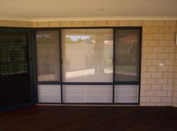 2 side alfresco enclosure 7 BEFORE