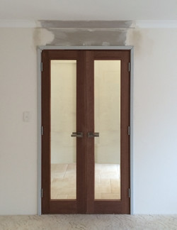 1 Light dbl door 2330 x 1180 finished