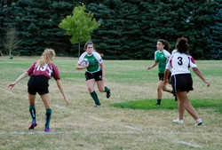 U18MIvsBrampton -Lauren - run