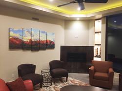 Kolob Canyon 5 panel