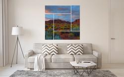 Kayenta Sunset Split