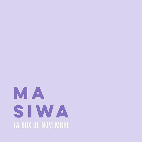 Ma Siwa'