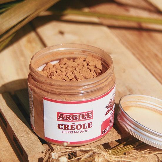 Argile Créole - Rouge