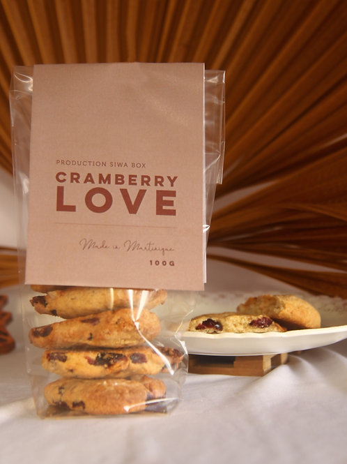 Cramberry love - 100g