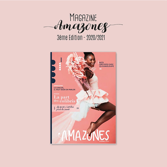 Magazine AMAZONES - 2020/2021