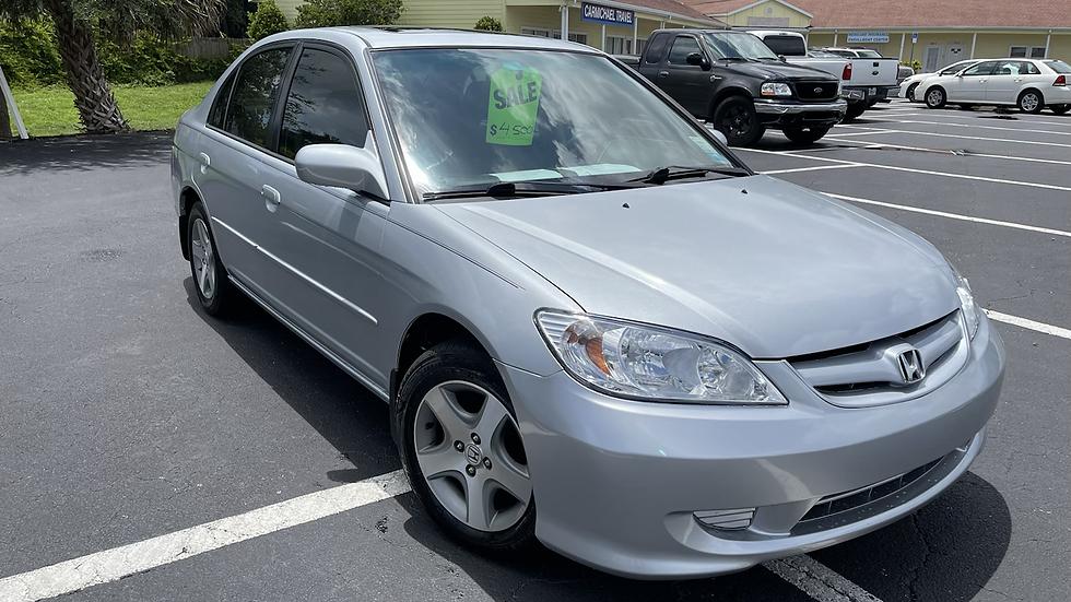 2004 Honda Civic