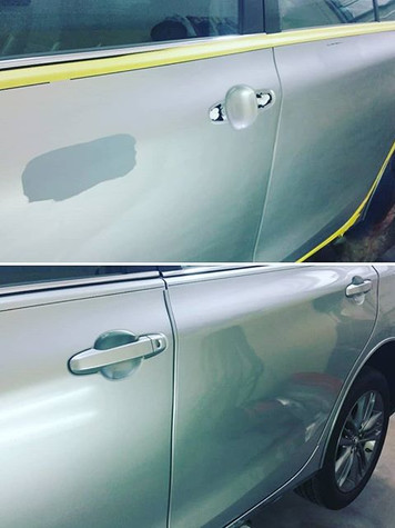 Door dings are frustrating. We can fix t